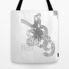 map: '794-1869 Tote Bag
