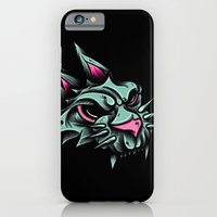 iPhone & iPod Case featuring Rabbit by dominantdinosaur