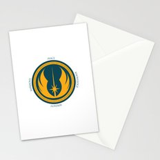 The Jedi Code Stationery Cards
