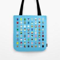 Minimalism Beloved Video… Tote Bag