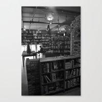 The Watcher Canvas Print