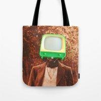 Lost Head Tote Bag