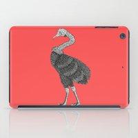Greater Rhea iPad Case