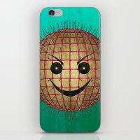 Pinny iPhone & iPod Skin