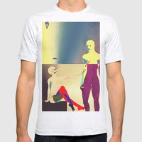 Christ Reveals Himself T… Mens Fitted Tee Ash Grey SMALL