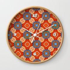 Persian Parlor Wall Clock