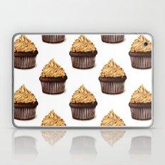 Party cupcakes pattern Laptop & iPad Skin