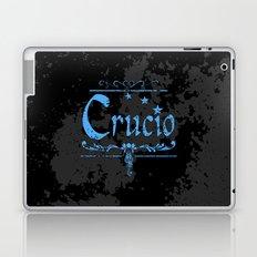 Harry Potter Curses: Crucio Laptop & iPad Skin