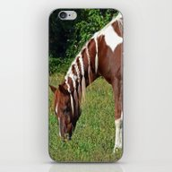 iPhone & iPod Skin featuring Braided Paint by BeachStudio