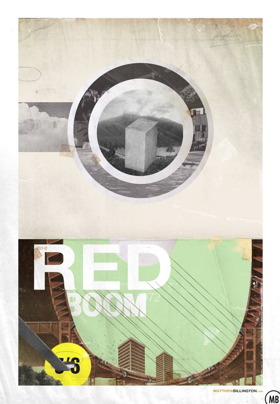 The RED project coming soon Art Print