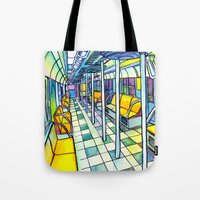 Love NYC's everything No. 5 Tote Bag
