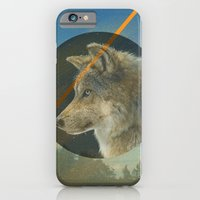 Man to Wolf iPhone 6 Slim Case