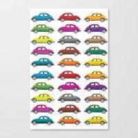 Bugs!! Canvas Print