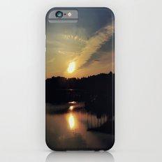 Sunset, Lake lanier Slim Case iPhone 6s