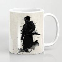 Samurai Mug