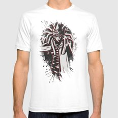 Ni No Kuni. The White Witch. White Mens Fitted Tee SMALL