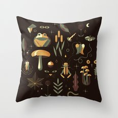 Countrylife #3 — Night Throw Pillow
