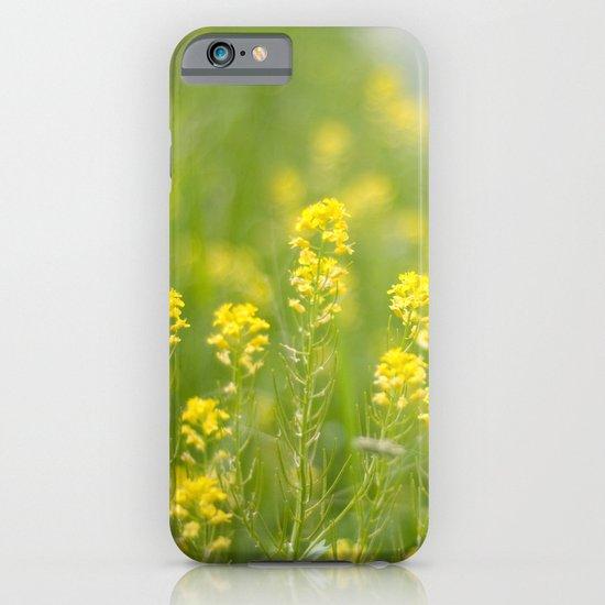 Sunny Days Ahead iPhone & iPod Case