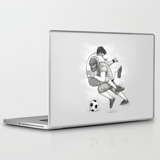 This is Football! Laptop & iPad Skin