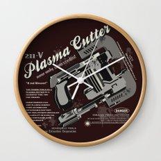 Dead Space - Plasma Cutter Wall Clock