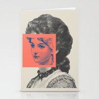 Sunday Girl Stationery Cards