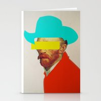 I wanna be a cowboy 3 Stationery Cards