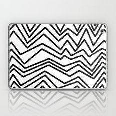 Graphic_Chevron freehand Laptop & iPad Skin