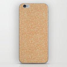 Small Flower Pattern 1 iPhone & iPod Skin