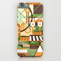 Let's Camp, shall we? iPhone 6 Slim Case