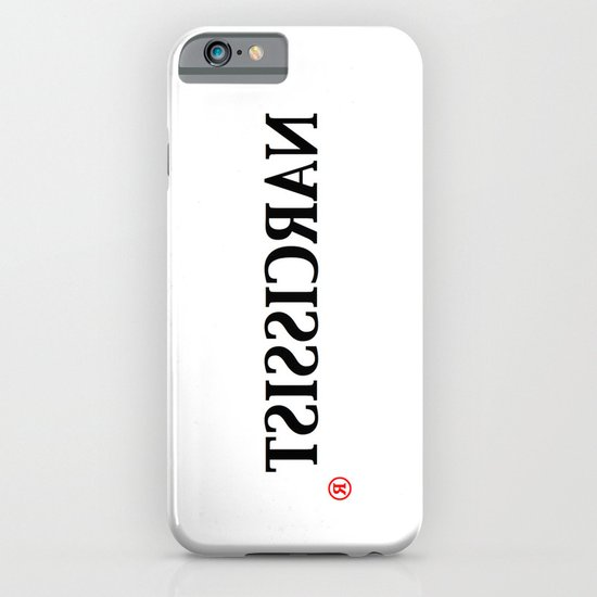 Narcissist iPhone & iPod Case