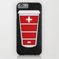 Power In A Cup!!!! iPhone 6 Slim Case