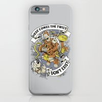 iPhone & iPod Case featuring Urban Spaceman? by Billy Allison