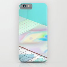 The Girl With X-Ray Eyes iPhone 6 Slim Case