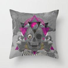 New Era Throw Pillow