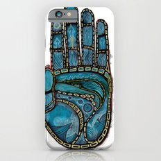 The Hand Of (Free)Time iPhone 6 Slim Case