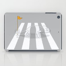 Safety first iPad Case