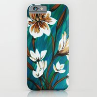 iPhone & iPod Case featuring Flowers by maggs326