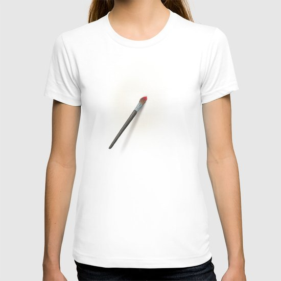 Blank Canvas - Painting T-shirt