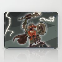 Bolt Thundersmite- Versi… iPad Case