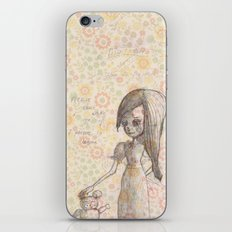 Don´t wake me up iPhone & iPod Skin