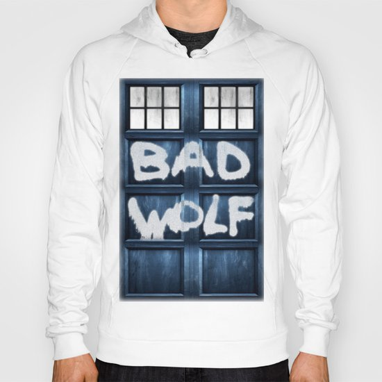 DOCTOR WHO SERIES / BAD WOLF Hoody