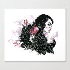 Temptation Canvas Print