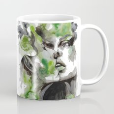 Kiss by carographic Mug