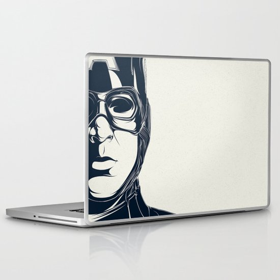 C.A. Laptop & iPad Skin