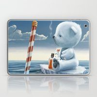 Derek The Depressed Bear Laptop & iPad Skin