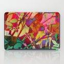 wild floral iPad Case