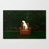 take it in Canvas Print