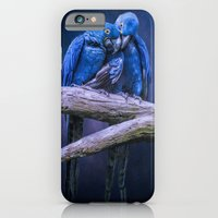 iPhone & iPod Case featuring When I'm feeling Blue by tarrby