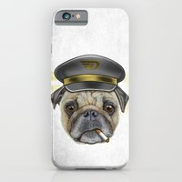 Pug Commander  iPhone 6 Slim Case