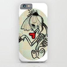 Skull Bride Slim Case iPhone 6s